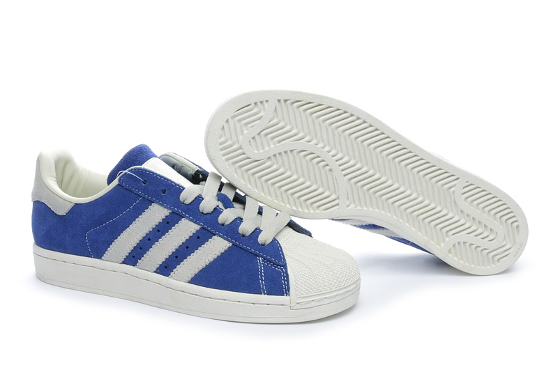 Baskets Sneakers Homme Bleu Adidas Besson Chaussures